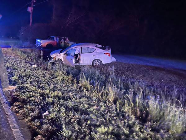 UPDATED @ 11:58 PM   11:09 PM    Single Vehicle Accident Overturned On Headland Avenue