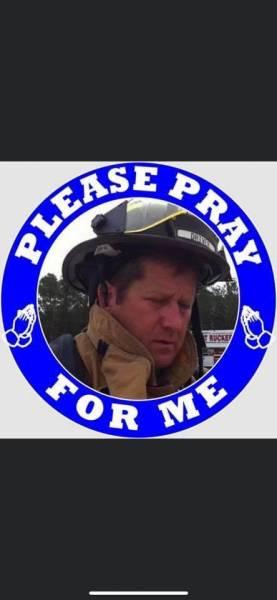 Level Plains Fireman Needs Your Prayers