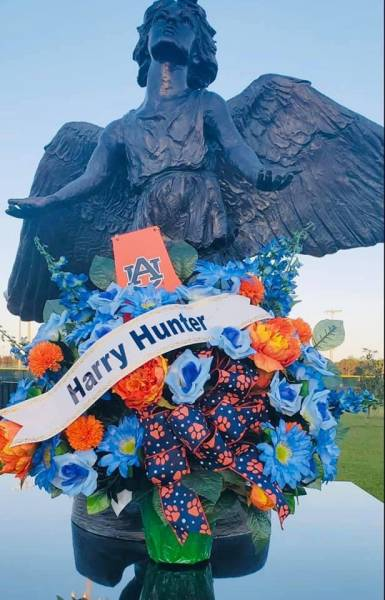 Happy Birthday Harry Hunter