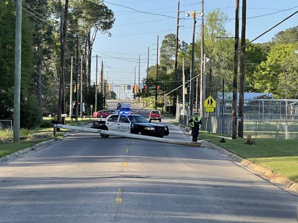 5:46 PM   South Alice CLOSED From Garland To Selma
