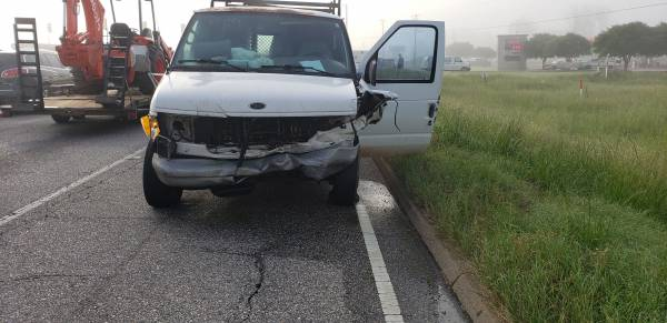 7:25 AM... Critical Motor Vehicle Accident at US 231 and Hwy 605