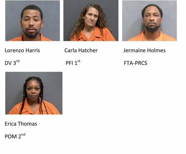 Dothan City /Houston County Mugshots 4/6/2021