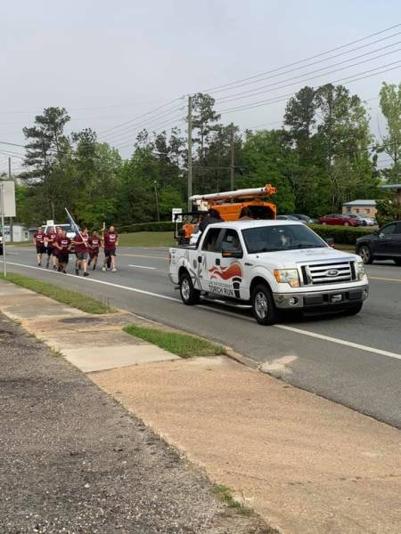 Jackson County Law Entorcement Torch Run (LETR)