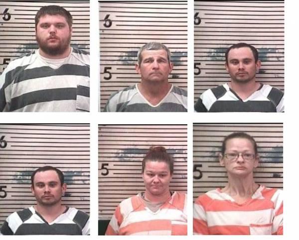 Holmes County Made Several Drug Related Arrests
