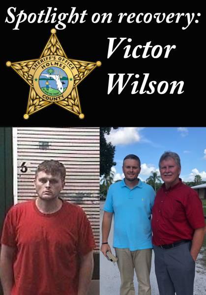 SPOTLIGHT ON RECOVERY: VICTOR WILSON