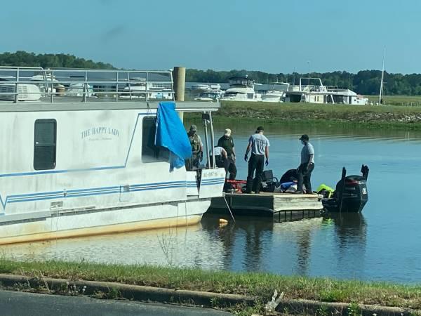 Boating Accident On Lake Eufaula