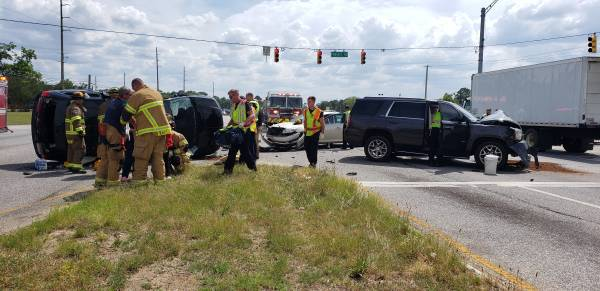 UPDATED @ 3:05 PM   2:45 PM   Critical Accident Dispatched Prevatt and Ross Clark Circle