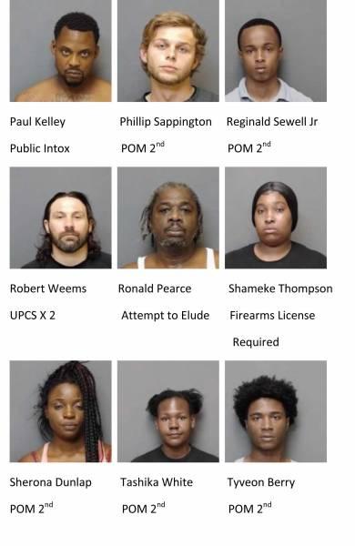 Houston County / Dothan City Mugshots 6/2/2021