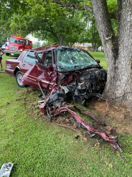 UPDATED @ 6:03 PM   5:55 PM   Serious Motor Vehicle Accident In Geneva County
