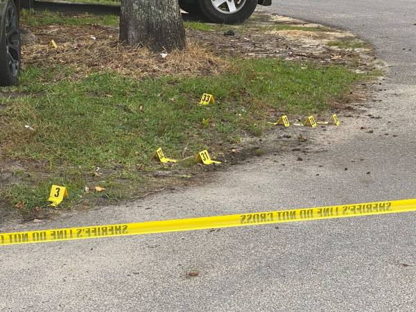 UPDATE 7:40 P.M.Okaloosa County  are on Scene of a Fatal Shooting