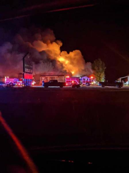 Doc's Country Store In Opp A Total Loss