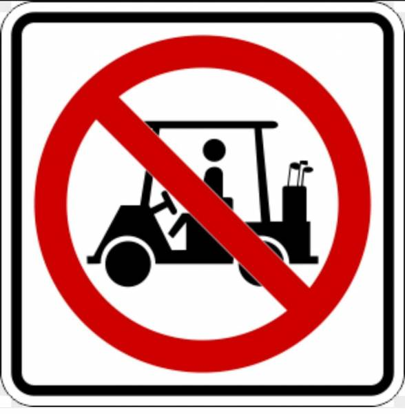 Hartford Police begin Enforcing the Golf Cart Law within the City