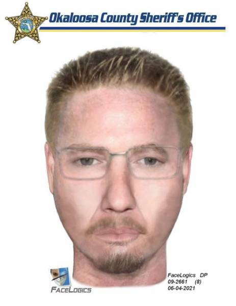 Okaloosa County Composite Sketch Released in Sexual Battery Cold Case