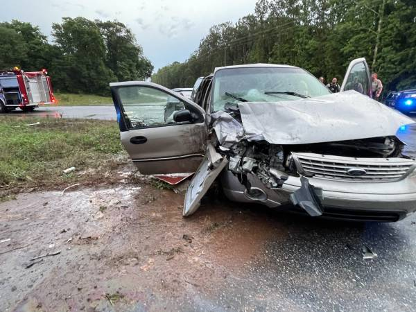 9:37 PM   Motor Vehicle Accident In Henry County