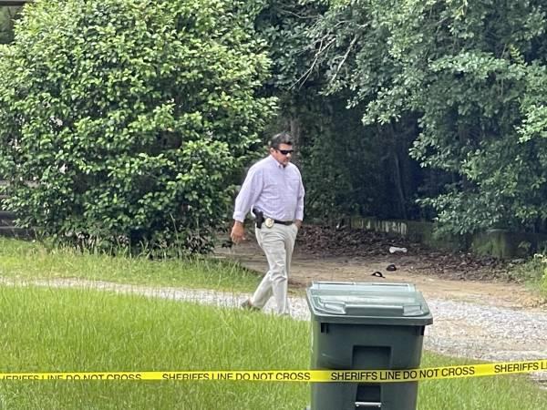 TOP COP On Scene Firearm Assault Tuesday - HIGH SHERIFF On Scene Firearm Assault On Wednesday
