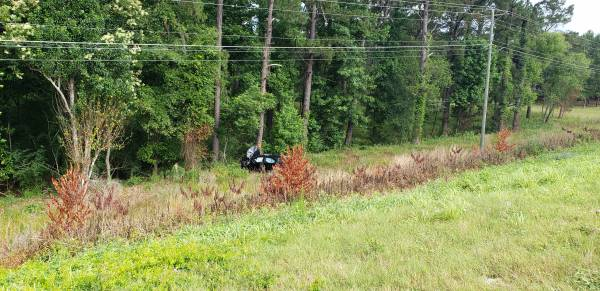 8:39 AM... Motor Vehicle Accident in the 6800 Block of US 231
