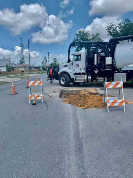 Lynn Haven Road Closure