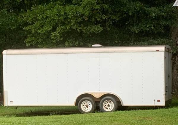 Holmes County Seeking Trailer and Suspect