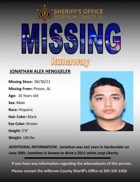 Jackson County Need your help with Missing Person