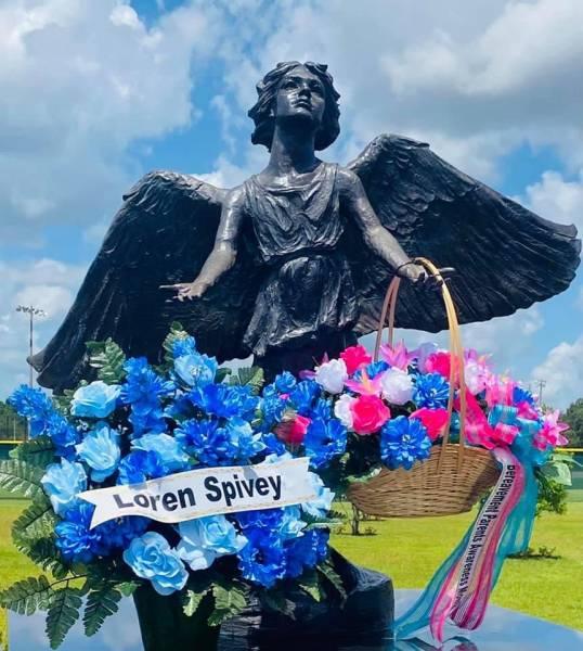 Loren Spivey...A Very Rare Gift