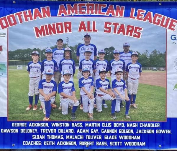 2021 AAA Dothan American League