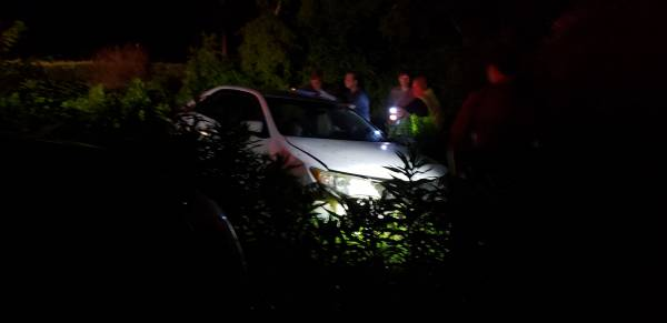 9:46 PM... Motor Vehicle Accident in the 100 Block of New Hope Road