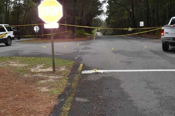 Okaloosa County Search for Suspect in Connection with a Shooting