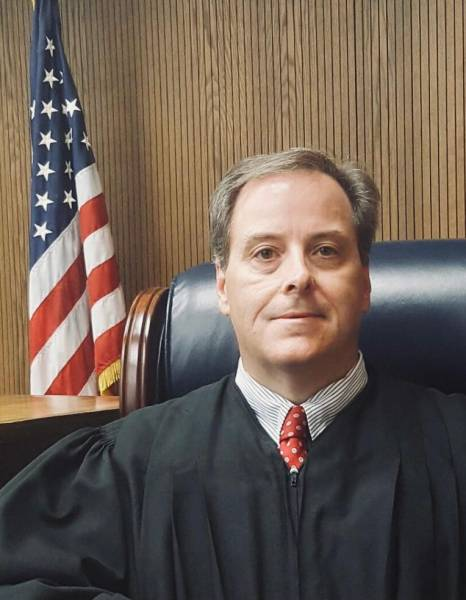 Burt Smithart Presiding Judge of Barbour and Bullock Sworn in as the Newly President of the Alabama Association of Circuit Judges