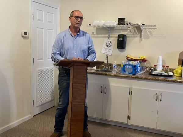James Ivey Announces 2022 Run For Houston County Commission District Four