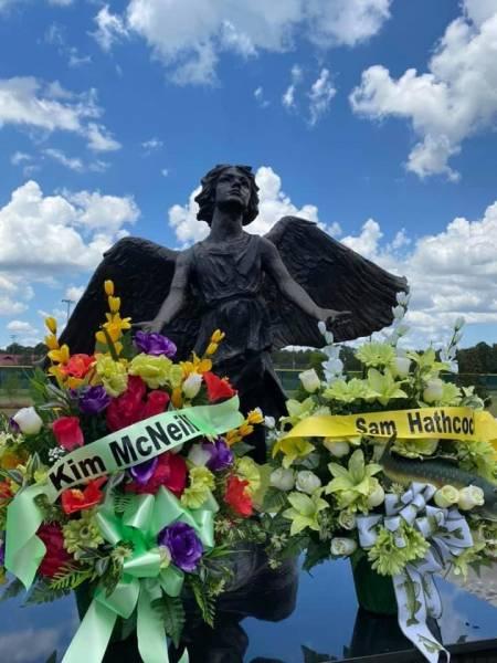 Remembering Kim McNeill And Sam Hathcock