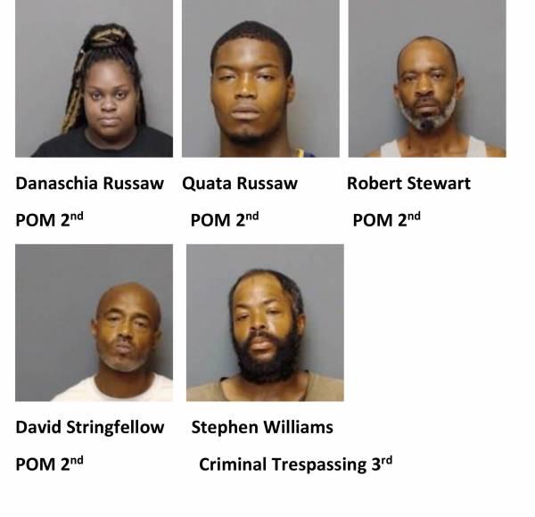 Houston County - Dothan City Mugshots 7/20/2021