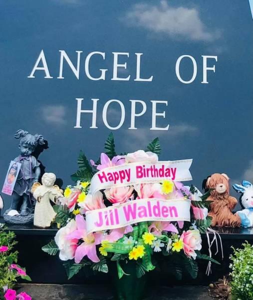 Remembering Jill Walden..Happy Birthday Jill