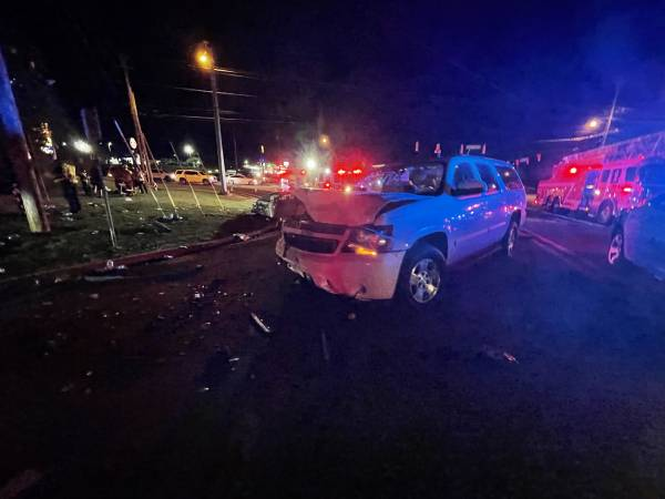 9:35 PM    Serious Injury Accident Murphy Mill Road