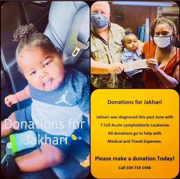 One year old Ja'khari needs OUR help!!