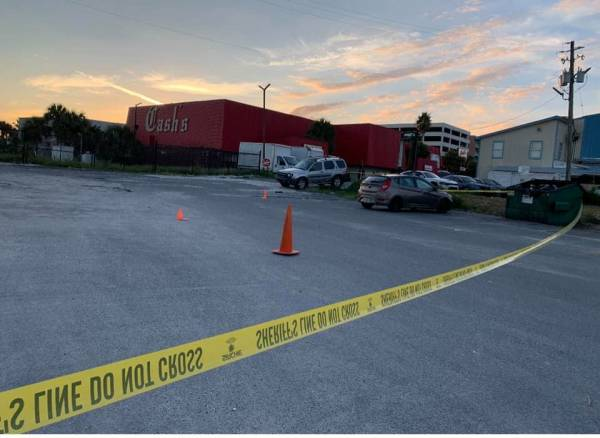 OCSO Responded to Red Rose Nightclub for Gunshot Wound