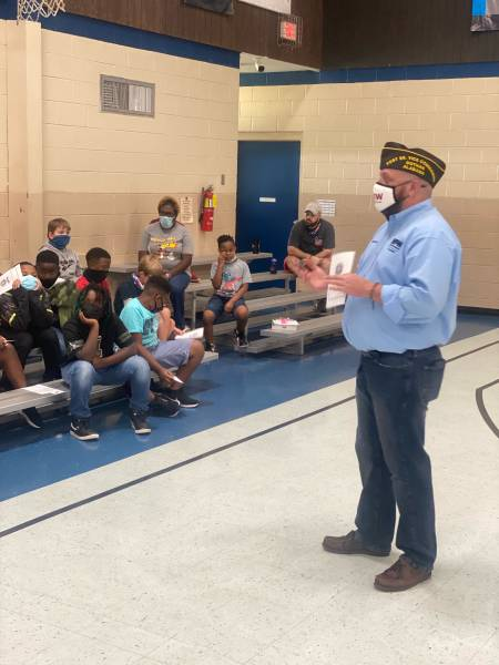 VFW Post 3073 and it's Auxiliary Visit the Wiregrass Boys &Girls Club