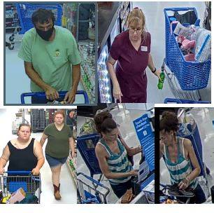 Jackson County need help Identifying People in Pictured below