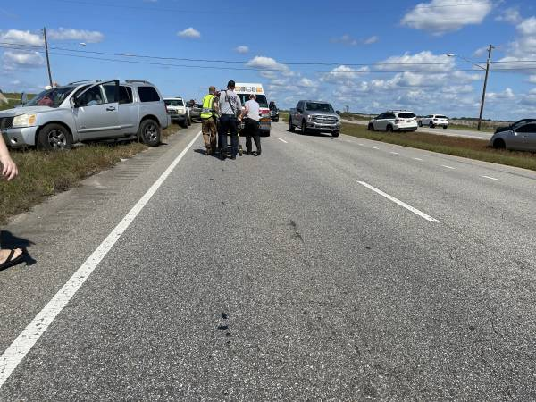 1:02 PM.   Motor Vehicle Accident With Injuries Kinsey