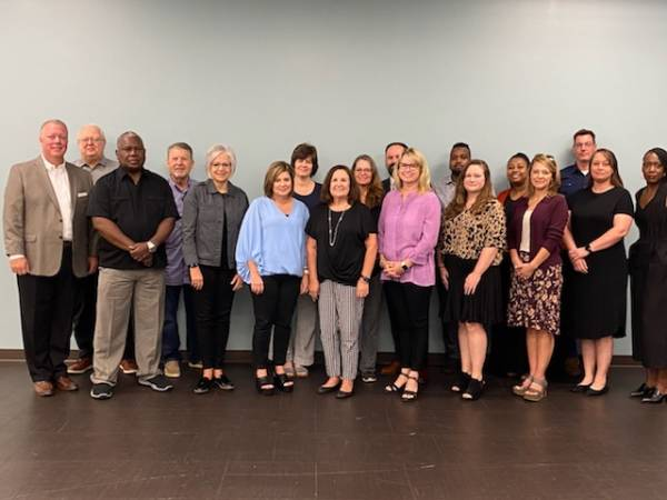 DHCLS Board of Trustees Elects New Officers