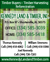 Kennedy Land & Timber